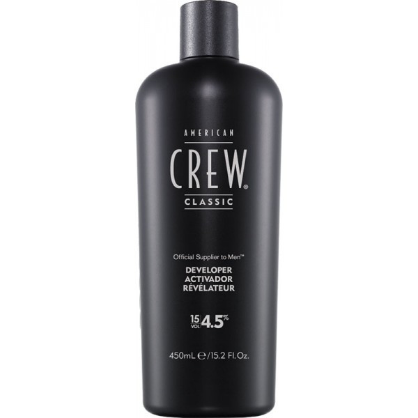 American Crew Classic Precision Blend Peroxide 4,5% 450 ml