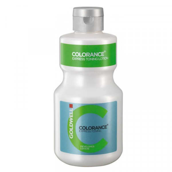 Goldwell Colorance Cream Developer Lotion Express Toning1000 ml