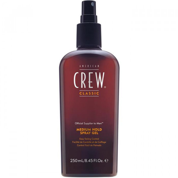 American Crew Classic Medium Hold Spray Gel 250 ml