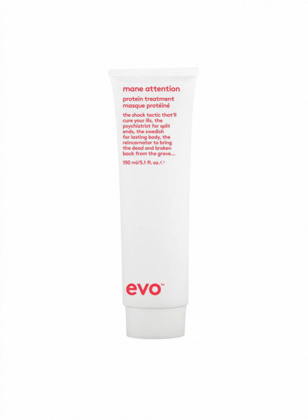 evo® mane attention protein treatment 150 ml
