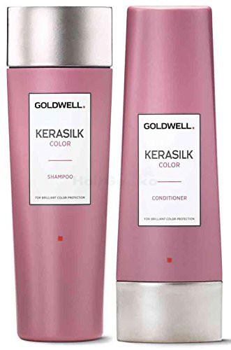 Kerasilk Color Set - Shampoo 250ml + Conditioner 200ml