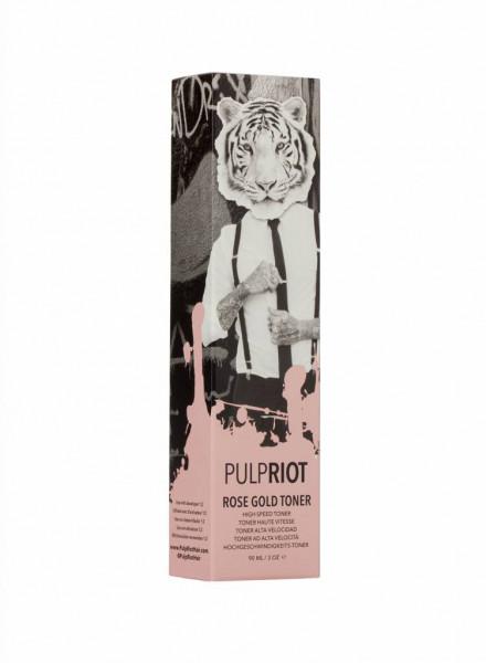 Pulp Riot High Speed Toner Rose Gold