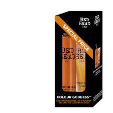 TIGI Bed Head Colour Goddess Duo Conditioner 200 ml + Shampoo 250 ml