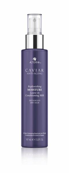 Caviar Replenishing Moisture Leave-In Conditioning Milk 147 ml
