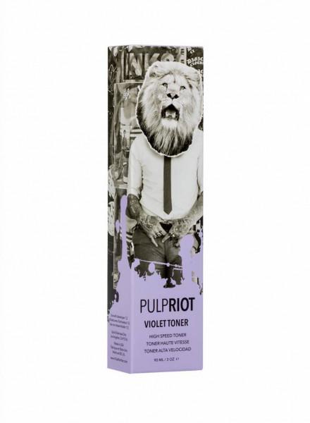 Pulp Riot High Speed Toner Violet