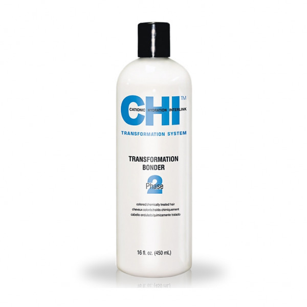 CHI Transformation System B - Phase 2 - Bonder - Blau - 473 ml