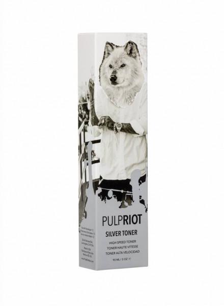 Pulp Riot High Speed Toner Silver/Silber
