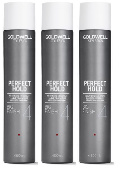StyleSign PERFECT HOLD Big Finish 3x 500 ml (1500 ml)