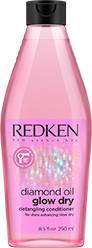 Redken Diamond Oil Glow Dry Conditioner 250 ml