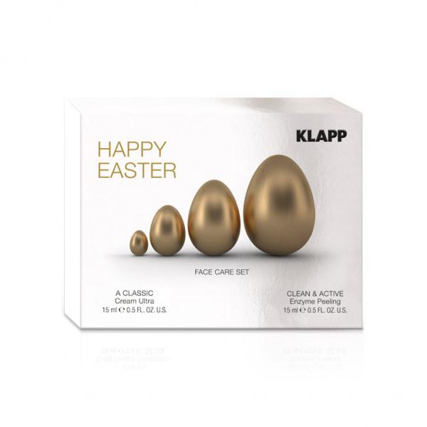 Klapp Happy Easter Face Care Set