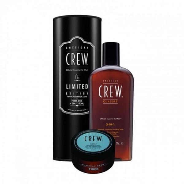 American Crew Classic Forming Cream 85g + 3-1 Shampoo 250 ml