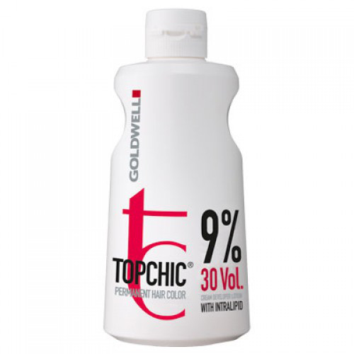 Goldwell Topchic Cream Developer Lotion 9% 1000 ml