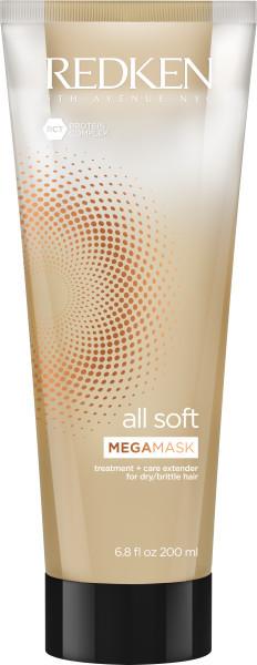 Redken All Soft Mega Mask 200 ml