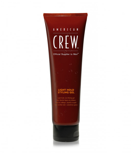 American Crew Classic Light Hold Styling Gel 250 ml