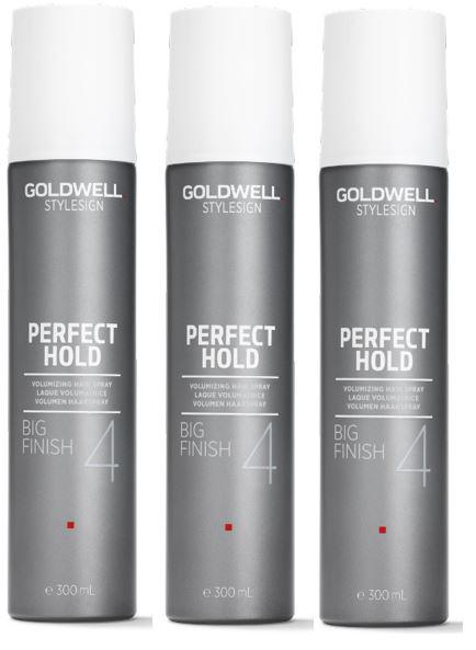 StyleSign PERFECT HOLD Big Finish 3x 300 ml (= 900 ml)