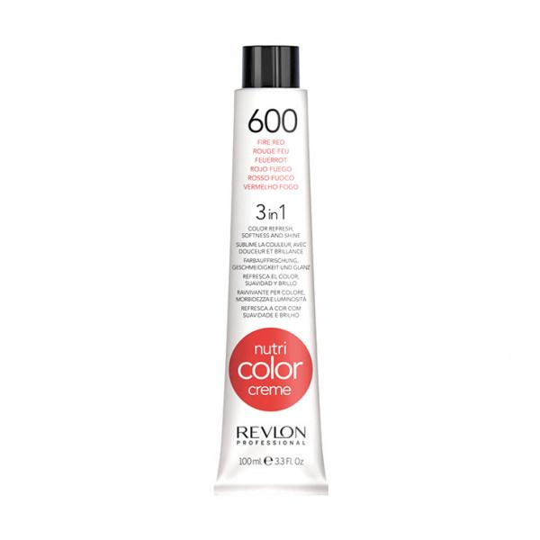 Revlon Nutri Color Creme 600 Feuerrot 100 ml